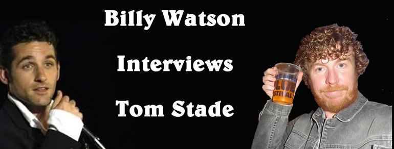 Tom Stade Interview