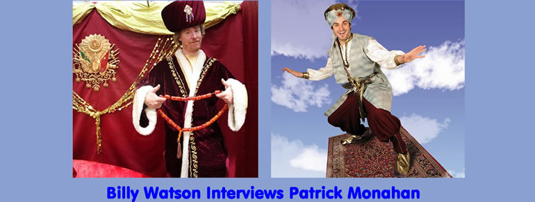 Patrick Monahan Interview