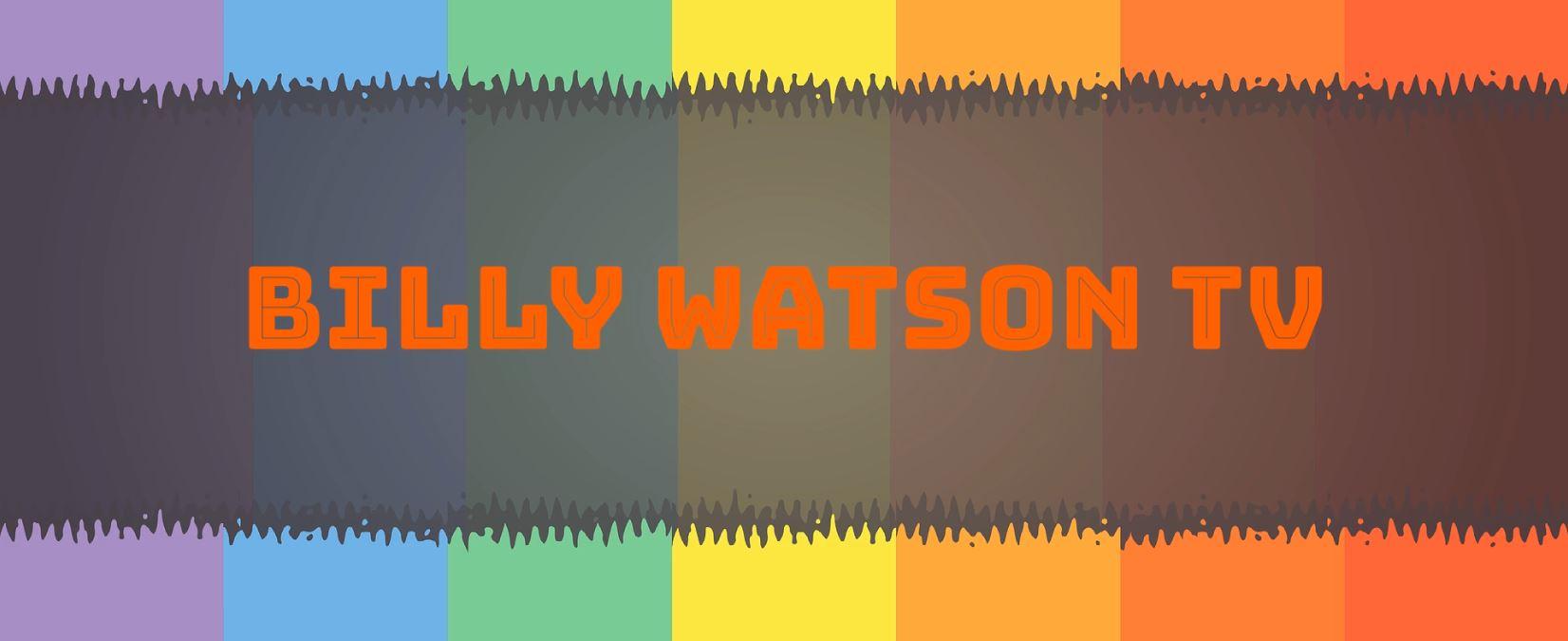 Billy Watson TV Banner
