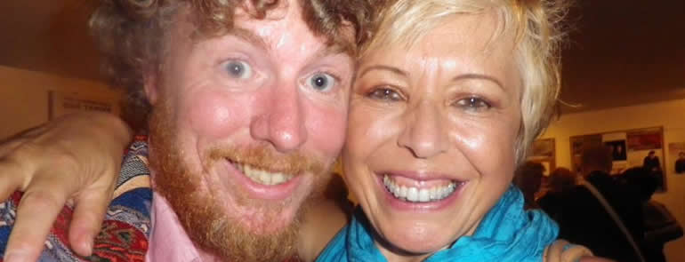 Billy and Barb Jungr
